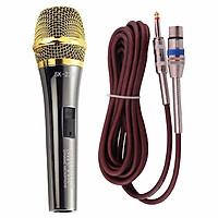 Micro Karaoke KTV có dây SK-228 Dây dài 5M (Kèm USB Bluetooth ra loa)