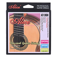 Dây Đàn Guitar Classic Alice AC136BK