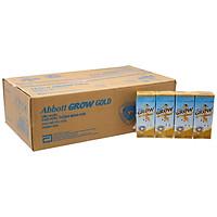 Lốc 04 Hộp Sữa Nước Abbott Grow Gold 180ml