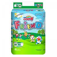 Tã Quần Goo.n Friend Gói Cực Đại M58 (58 Miếng)