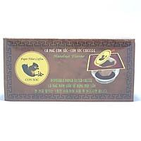 Cà phê Phin Lọc Nâu Con Sóc - Hộp 10 Gói