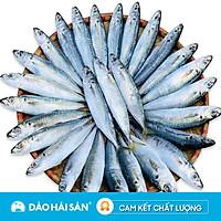 Cá Nục Nhỏ Làm Sạch