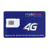 Sim 4G Mobifone 150GB/Tháng - Hàng Chính Hãng