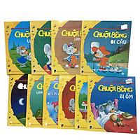 Combo 10 cuốn Chuột Bông