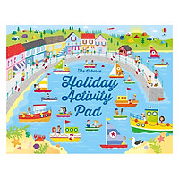 Usborne Big Tear-off Pads: Holiday Activty Pad