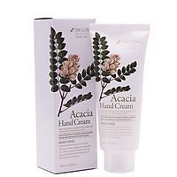 Kem dưỡng da tay Acacia Hand Cream 3W Clinic (100ml) tinh chất thảo mộc – Hàng chính hãng