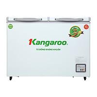 Tủ đông kháng khuẩn Kangaroo KG-328NC2 2 chế độ 212L - Hàng chính hãng - chỉ giao tại Hà Nội