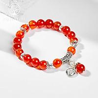 Vòng tay đỏ charm cung hoàng đạo - NQ Jewelry