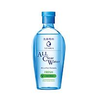 Nước tẩy trang sạch thoáng Senka A.L.L.Clear Water Fresh 230ml