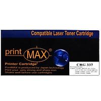 Hộp mực PrintMax dành cho máy in Canon mã CRG 337 - Hàng Chính Hãng