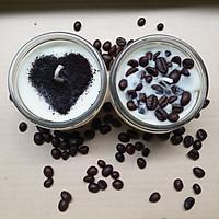 Combo 2 Nến thơm tinh dầu cà phê (coffee candle) 100g - Giúp thơm phòng, thư giãn giảm stress với thành phần hoàn toàn tự nhiên