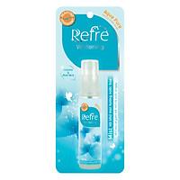 Xịt Khử Mùi Dưỡng Trắng Hương Nước Hoa Refre Whitening Aqua Pure Hương Thuần Khiết (30ml)