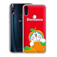 Ốp lưng dẻo cho điện thoại Zenfone Max Pro M2 - 01219 7879 DOREMON12 - in hình Doremon - Hàng Chính Hãng
