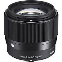 Ống kính máy ảnh SIGMA 56MM F1.4 DC DN FOR CANON EF-M | CHÍNH HÃNG