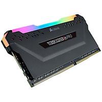 Ram Corsair RGB 32GB (2x16GB) Bus 3000Mhz C16 (CMW32GX4M2D3000C16) - Hàng Chính Hãng