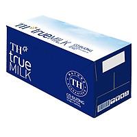 Thùng Sữa Tươi Tiệt Trùng Có Đường TH True Milk (1L x 12 hộp)