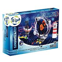Đồ Chơi Khoa Học Gigo Toys -  Điện Và Từ Trường 7065 (137 Mảnh Ghép)