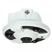 5MP(1080P / 1440P / 1520P) AHD CVI TVI CVBS IR CCTV Camera 1.7mm Fisheye 180° Panoramic VR Cam Support IR-CUT Night