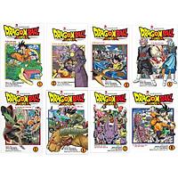Combo Dragon Ball Super (Tập 1 đến Tập 8)