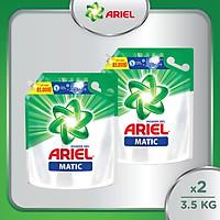 Combo 2 Nước Giặt Ariel Đậm Đặc 3.5kg