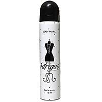 Xịt khử mùi toàn thân nữ Jean Marc Intrigue 75ml