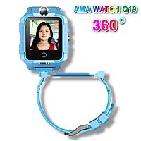 Đồng Hồ Thông Minh AMA Q19 Camera Kép Xoay 360 Chống thấm nước Chuẩn IP 67 Hàng chính hãng