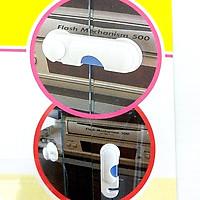 Chốt cửa bảo vệ trẻ em - Hàng Nhật
