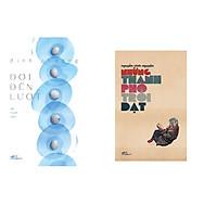 Combo 2 cuốn sách: Đợi đến lượt + Những thành phố trôi dạt