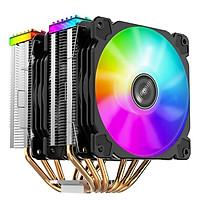 Quạt tản nhiệt CPU Jonsbo CR2000 ARGB - Hàng nhập khẩu