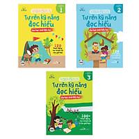Combo Tự Rèn Kỹ Năng Đọc Hiểu Cho Học Sinh Tiểu Học Trọn Bộ 3 Tập