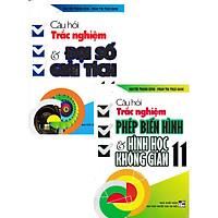Combo Câu Hỏi Trắc Nghiệm Và Đại Số Giải Tích 11 + Câu Hỏi Trắc Nghiệm Phép Biến Hình Và Hình Học Không Gian 11