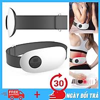 Đai hỗ trợ giảm béo, Giảm Đau Lưng Nam, Giảm Đau Kinh Nguyệt, Sưởi Ấm Bụng, Massage, SUPER BELT 3D[30 NGÀY 1 ĐỔI 1] Công Nghệ Rung, Nóng Và Xung Điện EMS
