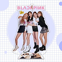 Mô hình standee Blackpink trưng bày trang trí nhóm nhạc idol Hàn Quốc