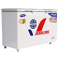 TỦ ĐÔNG MÁT DARLING INVERTER 230 LÍT DMF-2699WI-1 ĐỒNG (R134A) - hàng chính hãng