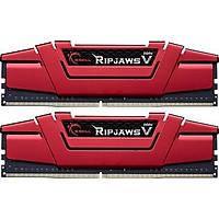 RAM G.SKILL RIPJAWS V-16GB (8GBx2) DDR4 3000MHz- F4-3000C15D-16GVR- Hàng chính hãng