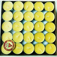 combo 3 hộp, Nến Bơ 100 viên, không mùi không khói đảm bảo nến bơ sạch 100% TPTP1077