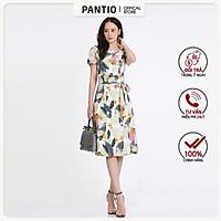 Áo sơ mi chất liệu thô mỏng dáng boom BAS52159- PANTIO