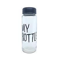 Bình Thủy Tinh Đựng Nước My Bottle 500ml