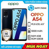 Điện Thoại Oppo A54 (4GB/128GB) - Hàng Chính Hãng - Đã kích hoạt bảo hành điện tử