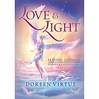 Bộ Tarot Love and Light Oracle Bài Bói New