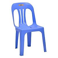 ghế nhựa dầy dặn có tựa lưng Song Long- Cỡ trung