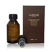 Tinh dầu dưỡng tóc tinh chất Macadamia AURANE Softliss Fantastic Repair hair oil 125ml