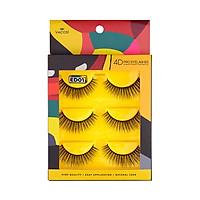 Hộp 3 cặp lông mi giả Vacosi 4D Pro Eyelash #ED01