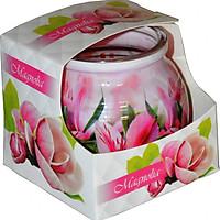 Ly nến thơm Admit ADM0640 Magnolia 80g (Hương hoa mộc lan)