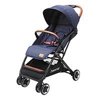 Xe Đẩy Zaracos Lola 2386 siêu nhẹ, vải chống tia UV và thoáng khí cho bé từ 0-3 tuổi