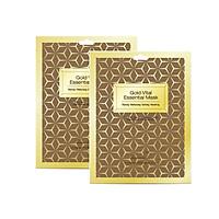 Combo 2 Hộp Mặt Nạ Hàn Quốc – Gold Vital Essential Mask 25ml