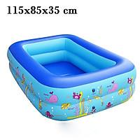 Bể bơi chống trơn trượt cho bé yêu 1m2