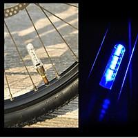 Đèn led chạy chữ gắn van xe máy, xe đạp F