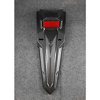 Dè Chắn Bùn Sau Carbon Kiểu Sonic Dành Cho Exciter 150 MS1554 - Tặng Thêm 1 Pin AAA Maxell