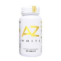 Thực phẩm chức năng Viên uống trắng da sáng tự nhiên AZ White